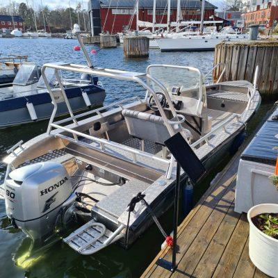 Alucraft 20SP- Båtförmedlare och båtmäklare - Bild 1