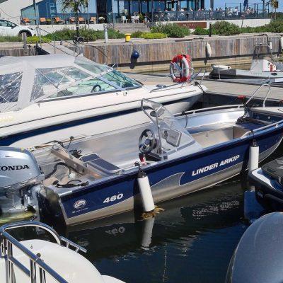 Linder 460 - Båtmäklare - Bild 1