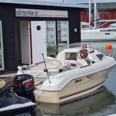 Örnvik 510 Cruiser - Båtmäklare och båtförmedling - Bild 1