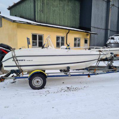 Ryds 478 GT - Båtmäklare - Bild 1